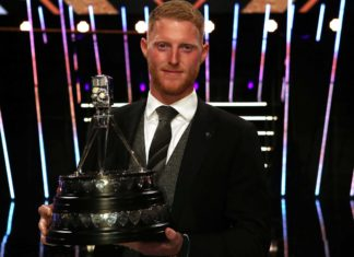 Ben Stokes Sports Personality of the Year