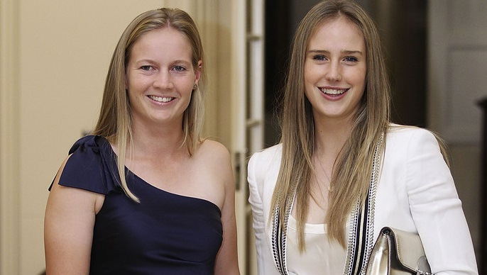 Ellyse Perry and Meg Lanning in ICC T20 team 2019