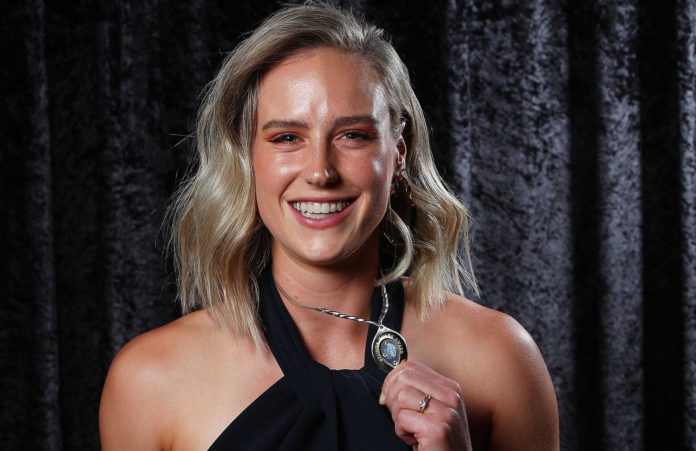 ICC AWARDS 2019 Ellyse Perry Women's Cricketer of the Year