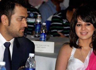 Sakshi Dhoni Fails