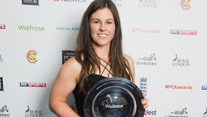 Tamsin Beaumont in ODI Team of The Year 2019