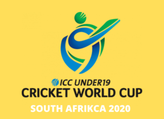 ICC 2020 Under 19 Cricket World Cup Team