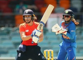 Australia women triseries India vs England