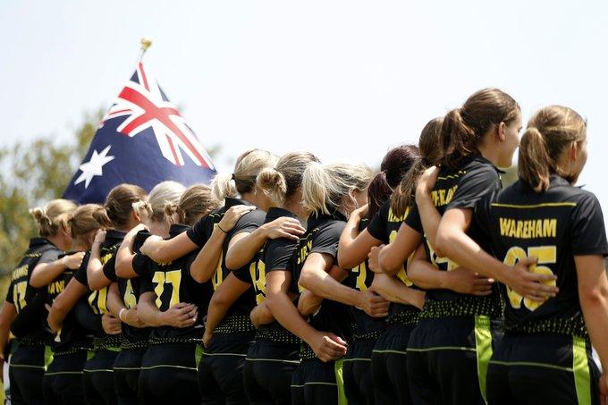Australia womens T20I World cup team