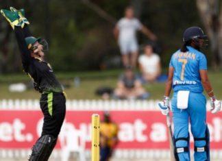 Australia Women's vs India Women's