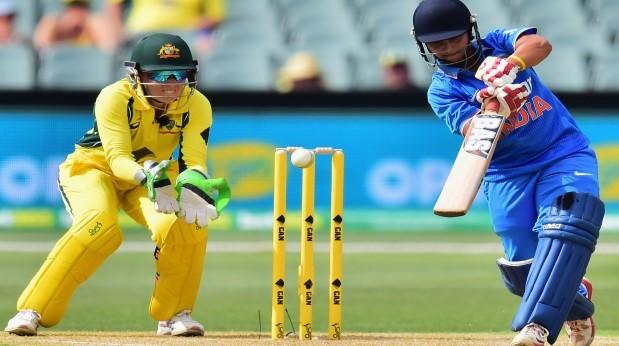Australia women's triseries Australia vs India Australia win