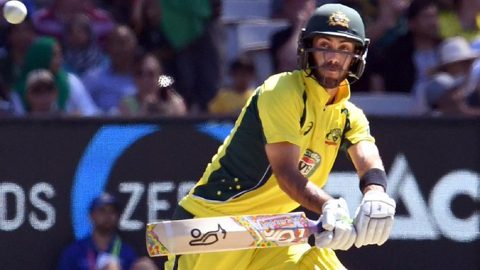 Glen Maxwell-Australian cricketer