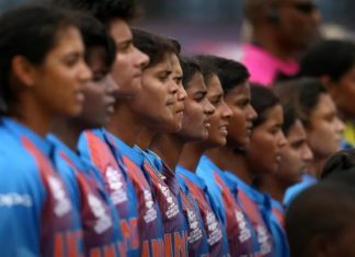 Indian womens team