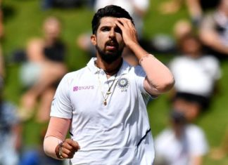 Ishant Sharma ruled out of 2nd test