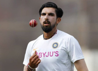 Ishant sharma return