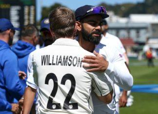 Kohli and Kane Williamson