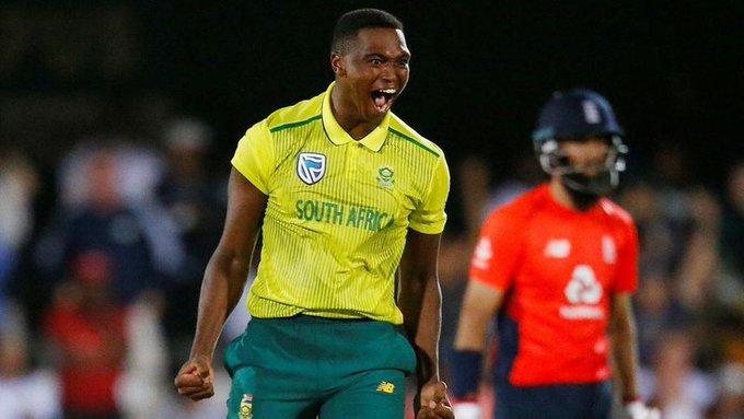 England tour of South africa