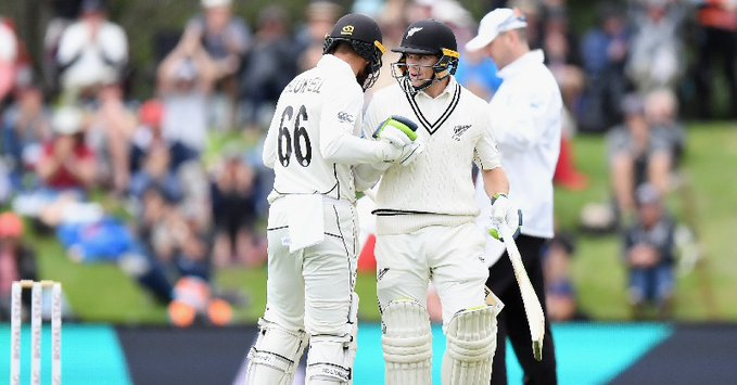 New Zealand Test cricketers