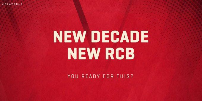 RCB name change