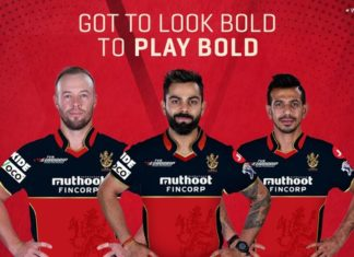 RCB updated jersey
