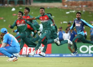 U19 worldcup India vs Bangladesh finals