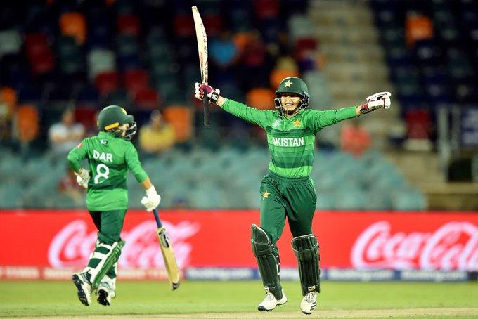 Women's T20I World cup-West Indies vs Pakistan