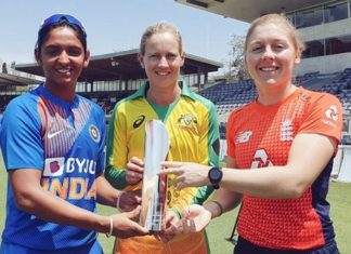 womens Tri national series T20I