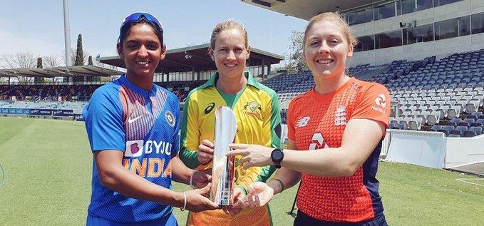 womens Tri national series T20I