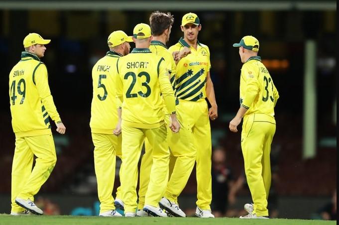 Australia won the match