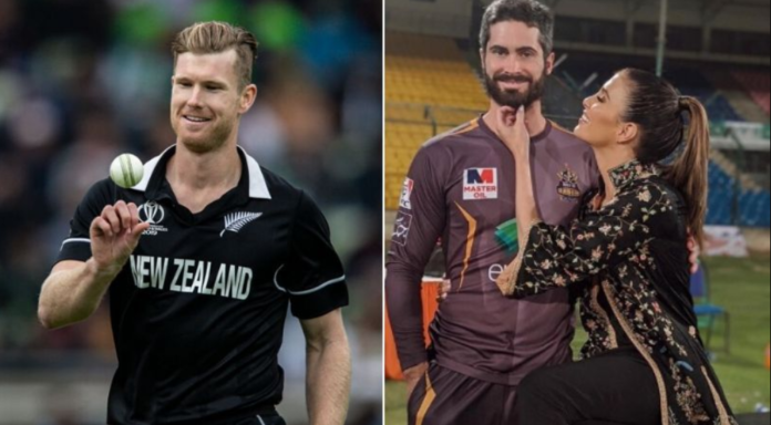 James neesham hilarious comment on Ben Cuttings beard photo shared by his wife Erinvholland