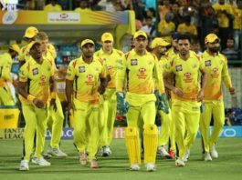 Highest run getters for CSK in IPL