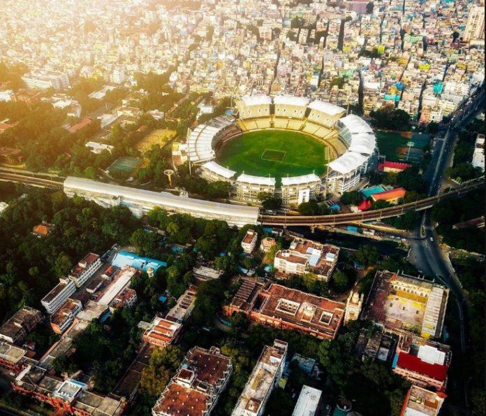 Chepauk Stadium Chennai