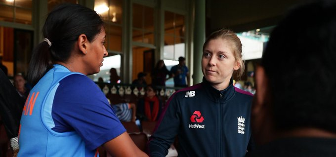 India womens vs England womens semi finals