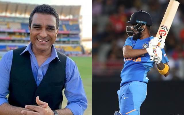 Sanjay Manjrekar suggest KL Rahul for the 5th position