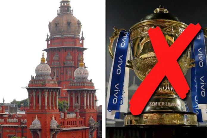 Karnataka state denies to Host IPL