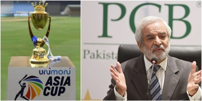 Pakistan Cricket Board (PCB) chairman Ehsan Mani has provided an update on the probable future of the Asia Cup