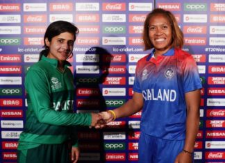 Pakistan vs Thailand match abandoned