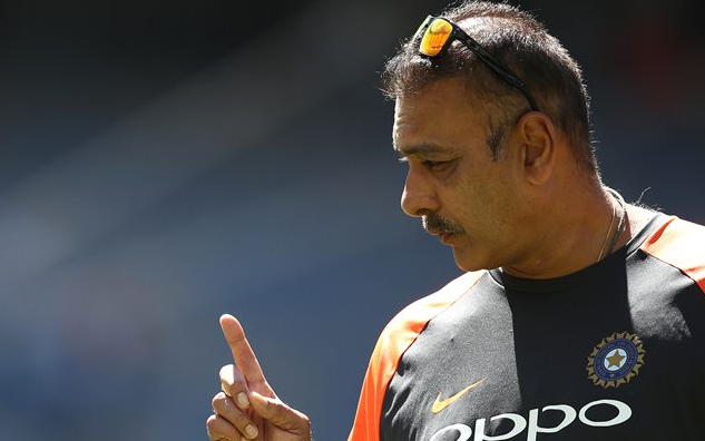 Ravi Shastri mention COVID-19 pandemic is a