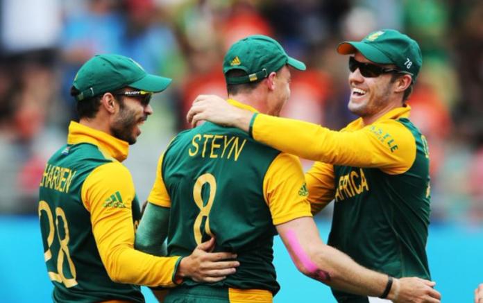 Dale Steyn points Ab de Villiers as his Favorite player