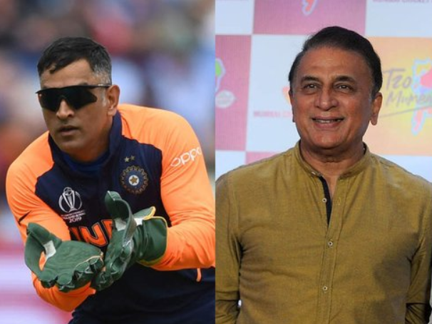 Sunil Gavaskar suggest Dhoni to retire silently