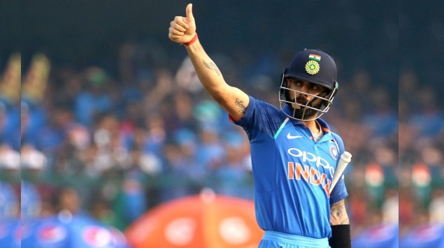 Virat Kohli wishes Indian womens team