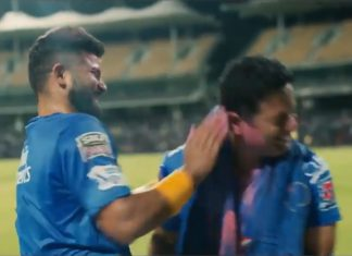 holi celebration by CSK