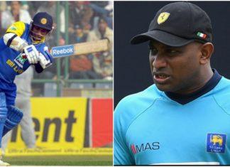 Former Sri Lankan cricketer Sanath Jayasuriya