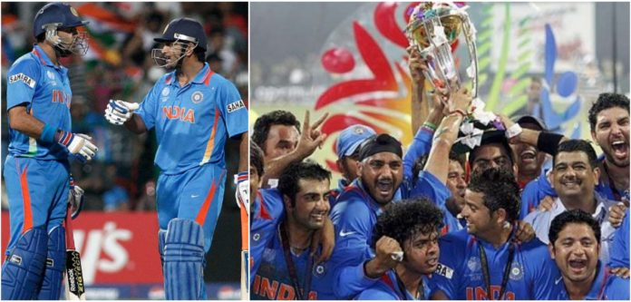 India won the world cup 2011 after 1983