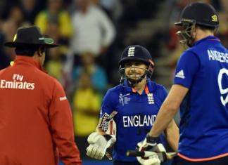 James Taylor was denied ODI century