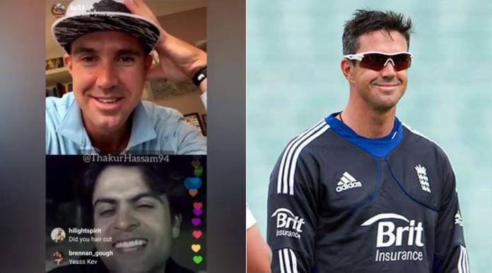 Kevin Pietersen Hilariously Lambastes Ahmed Shehzad