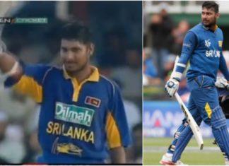 Kumar Sangakkara registers maiden ODI century vs Pakistan in Sharjah