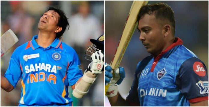 Prithvi Shaw opens up on his doping ban