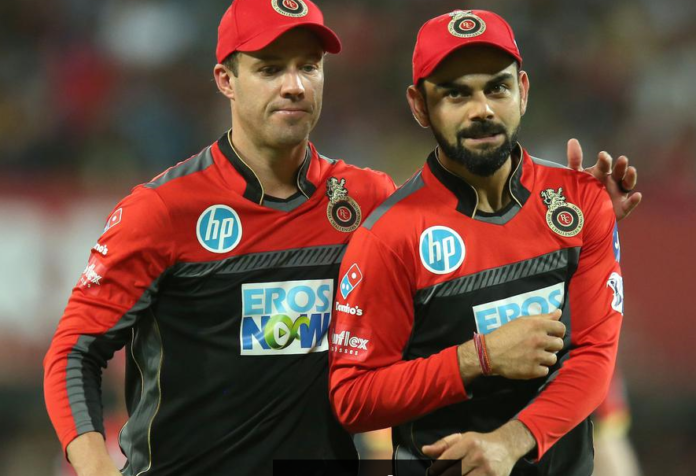 RCB's Virat Kohli, AB de Villiers to Auction their IPL Cricketing Gears to Raise Funds for Battle Against COVID-19