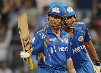 Sachin Tendulkar hits century in IPL against Kochi Tuskers Kerala