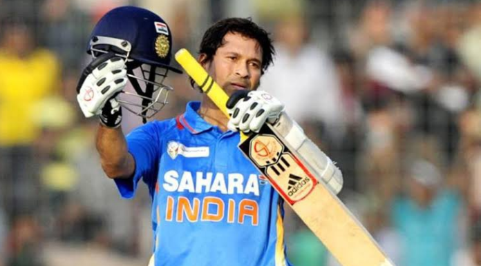 Sachin Tendulkar scored match-winning 4th ODI century vs Sri Lanka in 1995