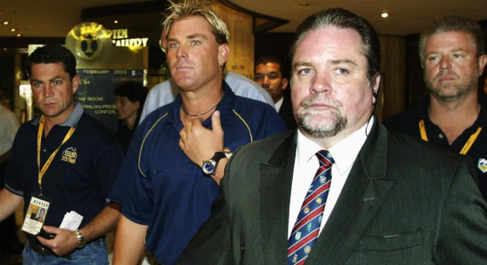 Shane Warne spokes out about 2003 world cup ban