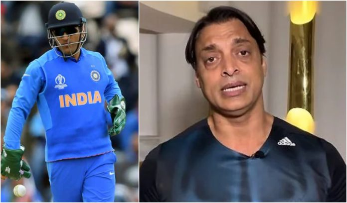 Shoaib Akhtar on MS Dhoni's Retirement Controversy