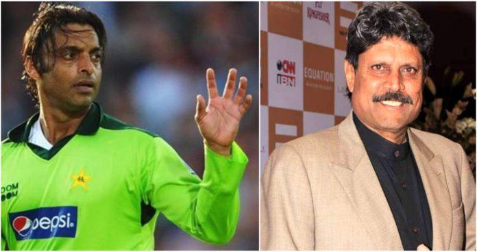 Shoaib Akhtar responds after Kapil Dev dismissed idea of IND-PAK series in COVID-19 crisis