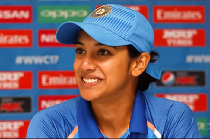 Smriti Mandhana reveals her crush name